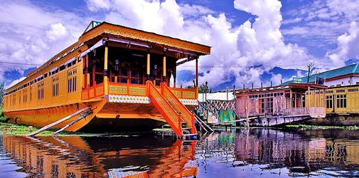 Houseboat Srinagar