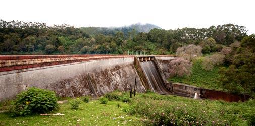 Munnar Kundala Dam