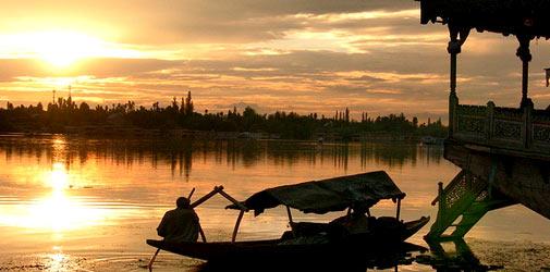 Nagin Lake Srinagar