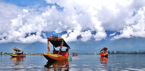 Splendid Srinagar